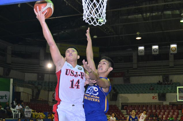 USJR Jaguars hold off UC Webmasters to gain second spot in Cesafi