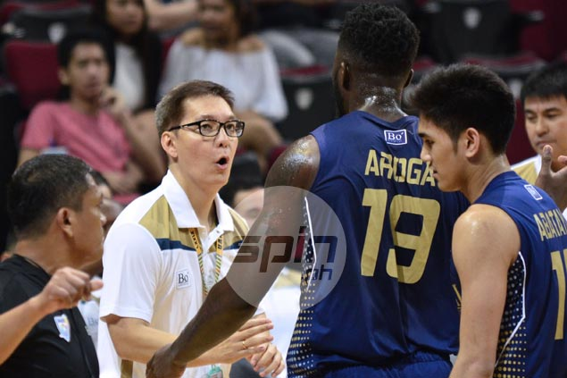 NU Bulldogs got complacent, inconsistent after sizzling start, rues Altamirano