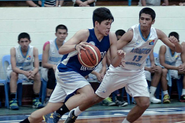 Depleted Ateneo de Davao still too strong for rival Assumption in DACS title game