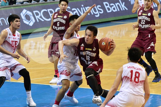 Paul Desiderio thrilled to see UP display 'gigil,' winning attitude in breakthrough victory