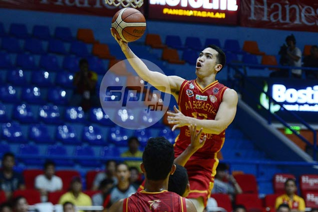Stags end NCAA 92 campaign with 27-point rout of Bombers in match of also-rans