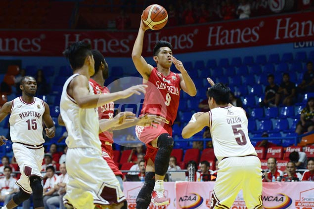 Javee Mocon banks on tradition as confident San Beda eyes top spot vs in-form Arellano