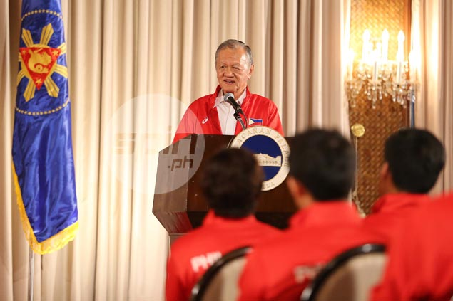 Disqualification of Peping Cojuangco sought for 'violation IOC code of ethics'