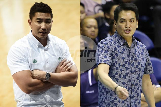 Adamson coach Franz Pumaren plays down hype ahead of first match against La Salle