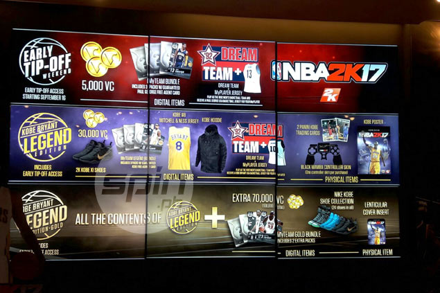 Qualifying events for NBA 2K17 Philipine team to Asian gaming meet set