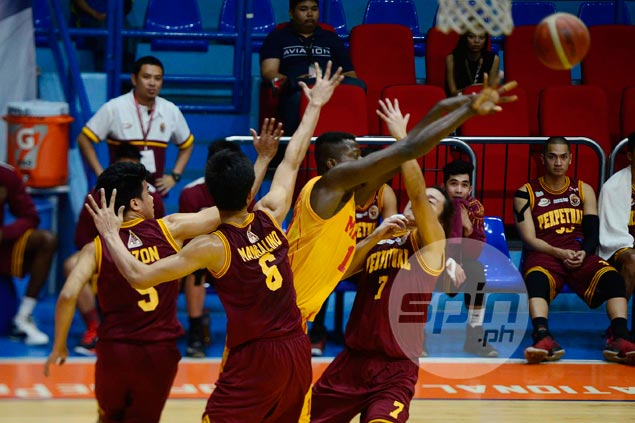 Oraeme dominant as usual as Mapua beats Perpetual to clinch No. 3 seed in playoffs