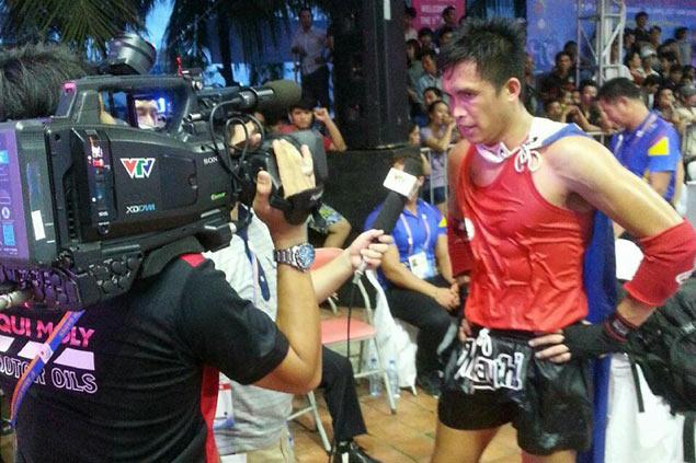 Jay Harold Gregorio assured of podium finish in Asian Beach Games