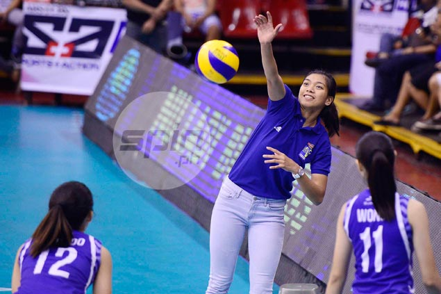Alyssa Valdez embraces new challenge as she leaves Lady Eagles' nest in V-League