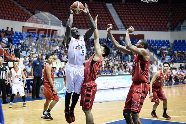In-form Meralco asserts mastery of Mahindra to earn place in PBA semifinals