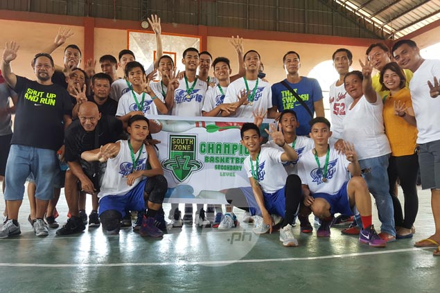 Pampanga squad gears up for Palarong Pambansa by steamrolling through opposition