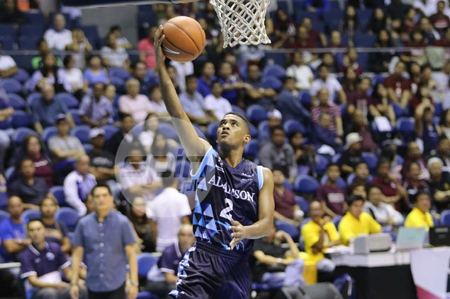 Jerrick Ahanmisi admits nerves got the better of Falcons in match vs La Salle