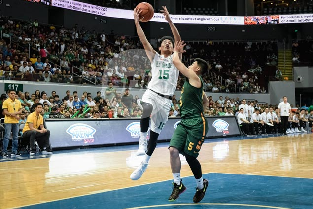 Kib Montalbo enjoying Archers pace of play in first season back from knee injury