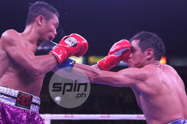 Donnie Nietes passes flyweight debut with flying colors, scores unanimous decision win over ex-champ Sosa