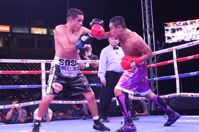 Donnie Nietes likely to stay at flyweight as elusive Estrada moves up in weight