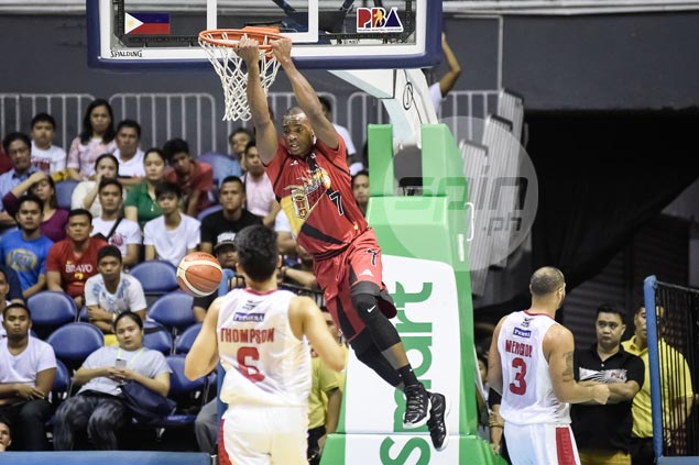 Leo Austria laments Elijah Millsap shot volume reduced June Mar Fajardo touches