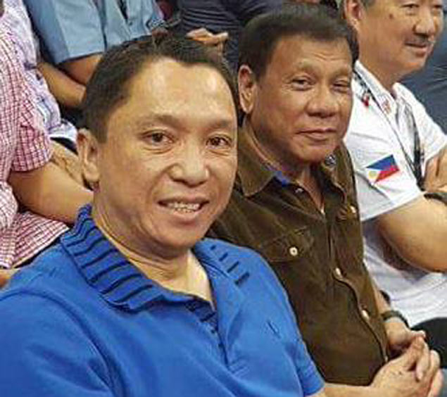Dabawenyo basketball patron Glenn Escandor named president assistant for sports
