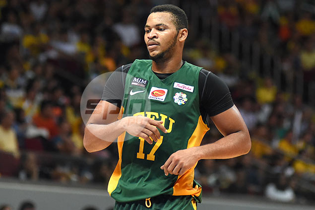 FEU top rebounder Prince Orizu glad to do his share as Tamaraws stretch streak