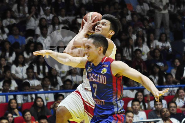 AC Soberano shows way as San Beda downs Chiefs in playoff for No. 1 seeding