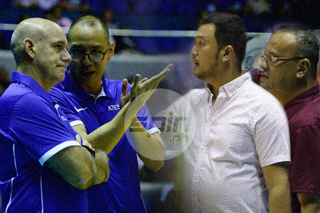 Blue Eagles eye second straight win as UP Maroons look to bounce back from sorry loss