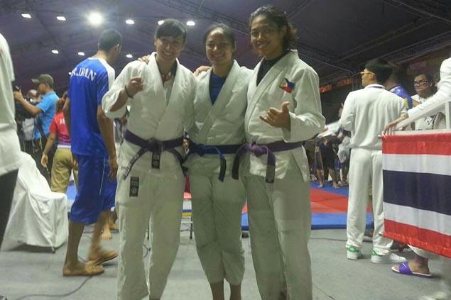 Annie Ramirez delivers second jiu-jitsu gold for PH in Asian Beach Games