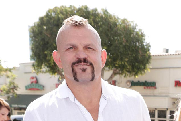 Chuck Liddell, fellow MMA stars set for Manila visit during UFC Fight Night week