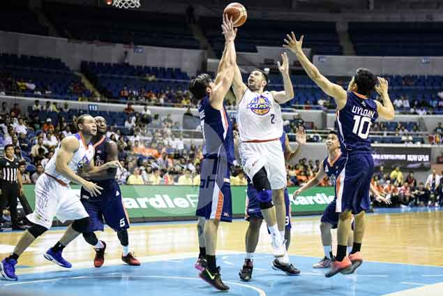 Hot-shooting TNT manhandles Meralco in auspicious start to semifinal series