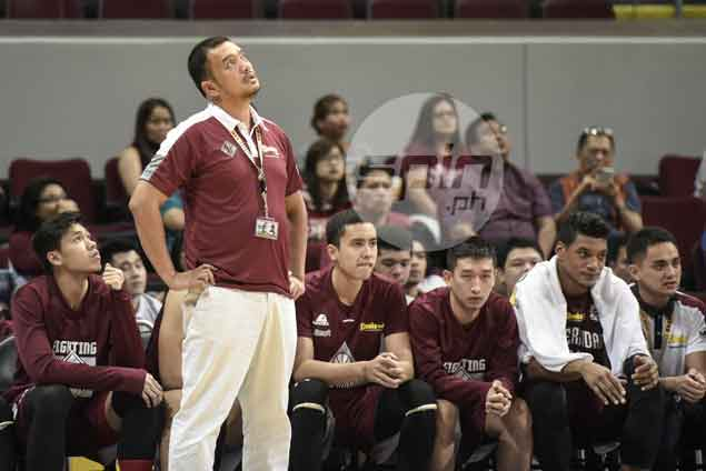 UP Maroons' gallant stand vs La Salle augurs well for rest of campaign, says Perasol