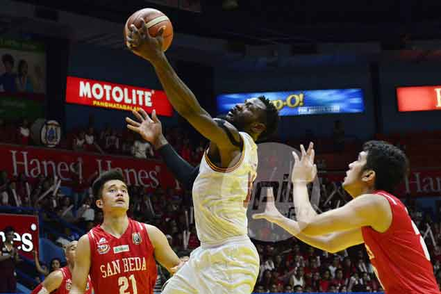 Perpetual lifts suspension on Akhuetie in time for Final Four duel with San Beda