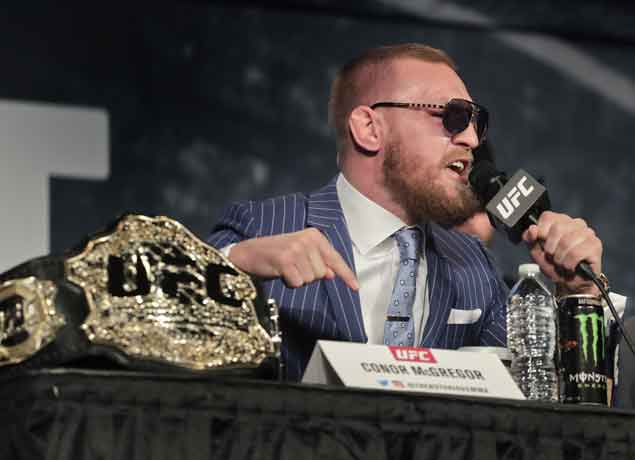 Dana White unsure how long Conor McGregor can keep UFC title amid uncertainty in MMA return