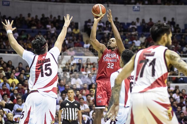 San Miguel defensive scheme left us befuddled, admits Ginebra import Brownlee