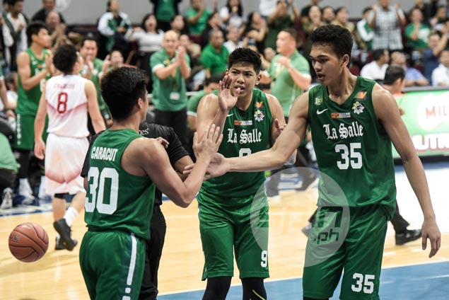 Prince Rivero makes every second count in off-the-bench role for Green Archers