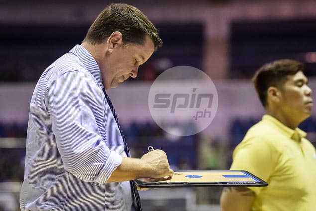 Slow starts one bad habit that Ginebra needs to kick, says Tim Cone