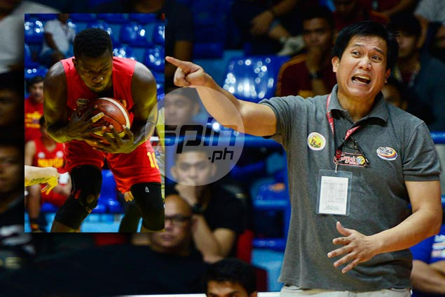 Chiefs coach Jerry Codinera wary of Cardinals 'super import' Alwell Oraeme as Season 92 semis begins