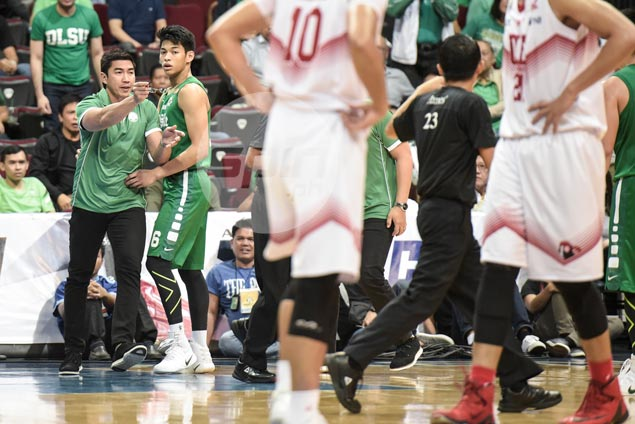 UAAP upholds Dennison disqualifying foul, yet to receive appeal on Ayo suspension