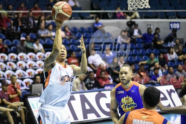 Recharged Meralco defuses TNT Katropa, levels PBA semifinal series at 1-all
