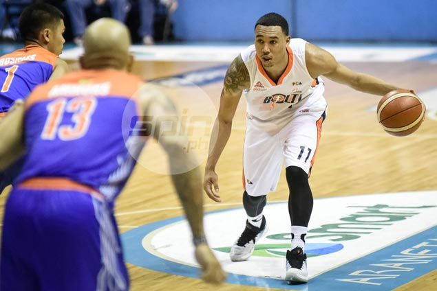 Game Two win bolsters Meralco belief that powerhouse TNT is beatable, says Newsome