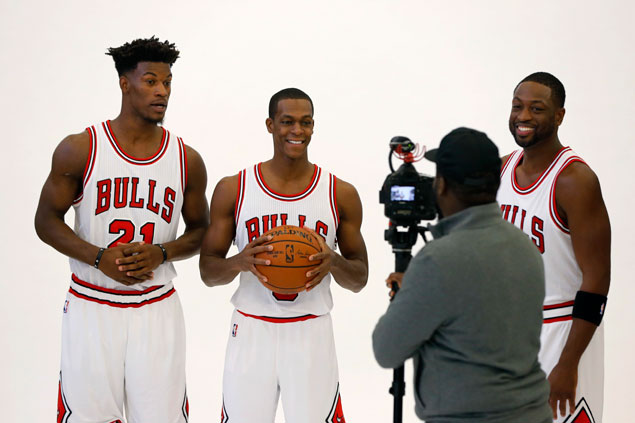 Bulls ship Jimmy Butler to Timberwolves for Zach LaVine, Kris Dunn, No.7 pick Lauri Markkanen