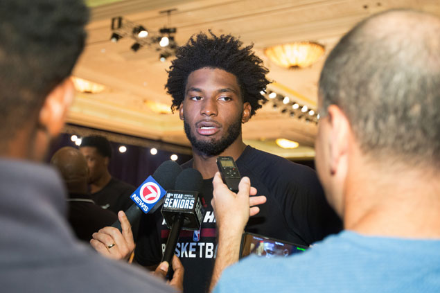'Swiss Army Knife' Justise Winslow embraces lead role in rebuilding Miami Heat team