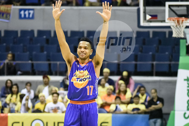 Jayson Castro takes in stride move by TNT coaches to bench him