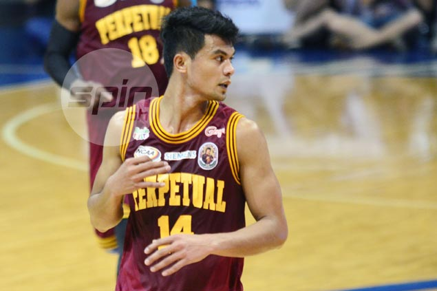 Altas coach not surprised to see Gab Dagangon deliver with season on the line