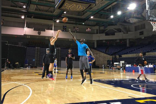 Doc Rivers grateful to see Kevin Garnett tutor Blake Griffin, Clippers youngsters in camp