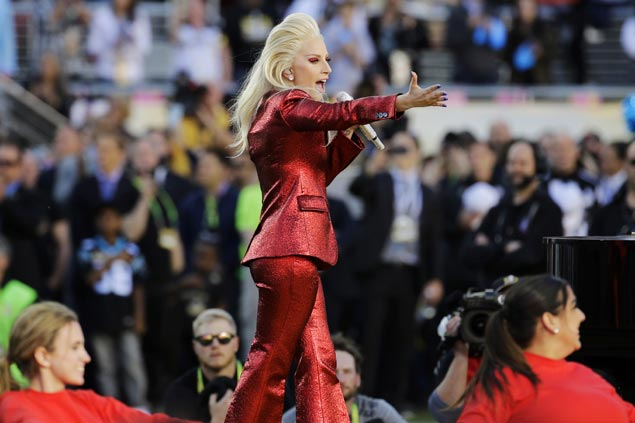 Lady Gaga set to headline 2017 NFL Super Bowl halftime show in Houston