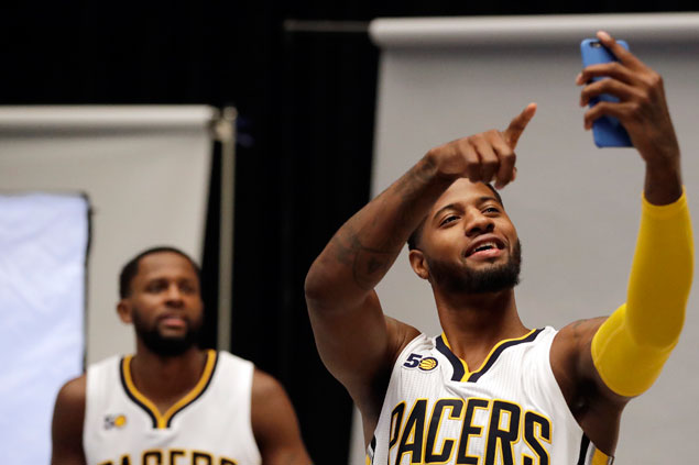 Paul George raises bar, eyes MVP award for himself and finals appearance for Pacers