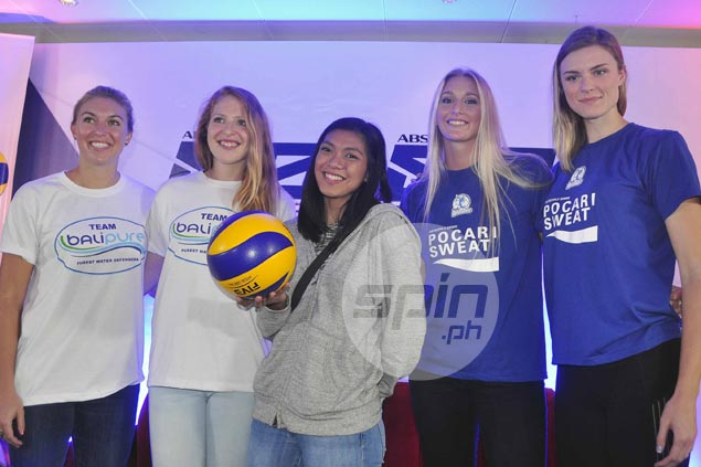 Imports no guarantee of Final Four slot in competitive V-League field, say coaches