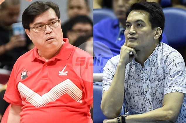 Brothers Derrick and Franz Pumaren face off as struggling UE, surprising Adamson collide