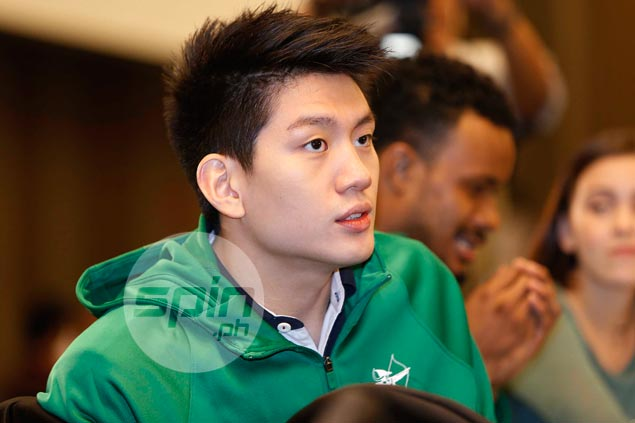 Jeron Teng signs with new D-League team Flying V for Foundation Cup