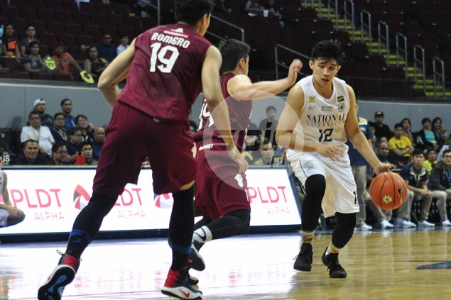 JV Gallego earns coach Altamirano praise after shaking off rookie jitters in breakout game