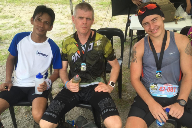 Tolitz Divina nabs stunning runner-up finish behind Jorgensen in Miyamit Falls Trail Marathon