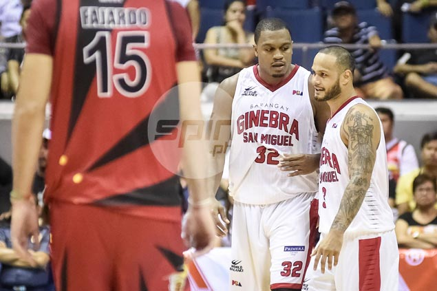 Stakes high in Game Five but cool Ginebra import Justin Brownlee vows to have fun