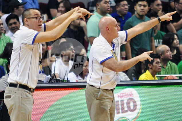 Ateneo consultant Tab Baldwin left searching for answers: 'We just weren't good enough'